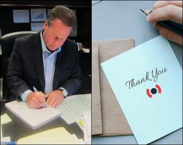 מדי שנה שלדון ילן שולח אלפי ברכות יומולדת אישיות לכל עובדיו.