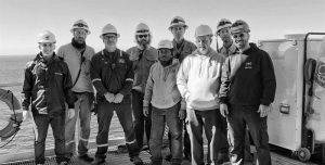 ניקוי יסודי של מערכות האוורור, חימום וקירור באסדה להפקת גז טבעי ממעמקי הים