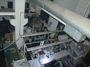 שיקום מבנה לאחר שריפה, מפעל יודאיקה